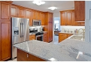 kitchen remodeling by James Allen Contracting- including gorgeous granite